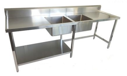 Stainless Steel Sink Benches