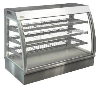 Cossiga CC5HT12 Heated Counter Top Display Cabinet