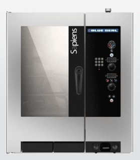 Blue Seal Sapiens E10SDW 10 x 1/1 GN Electric Combi Oven