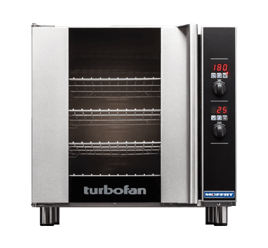 Turbofan E32D4 - Full Size Tray Digital Electric Convection Oven For September Only $4790 + gst