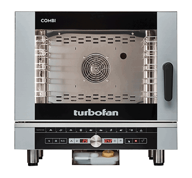 Turbofan EC40D5  5 Tray Digital / Electric Combi Oven