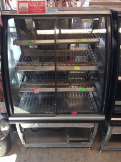 FPG Inline 4000 Series Heated Display Cabinet 800mm POA & Heated - New Equipment