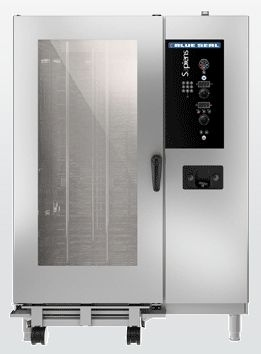 Blue Seal Sapiens G40SDW 40 x 1/1GN Gas Combi Oven