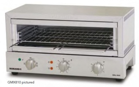Roband Grill Max Toaster - 8 Slice 15amp