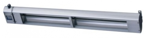 Roband Infra-Red Heating Assembly - 900mm 900watt with Left Hand Control Position