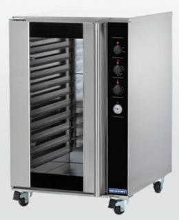 Turbofan P12M Full Size Tray Manual Electric Prover And Holding Cabinet