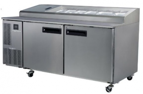 Skope Pegasus 2 Door PG500 Pizza Chiller