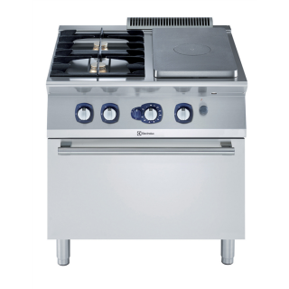 Electrolux 700XP Gas Solid Top on Gas Oven with 2 Burners