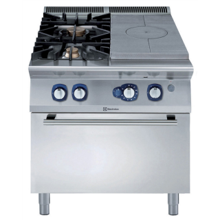 Electrolux 900XP Gas Solid Top on Gas Oven with 2 Burners