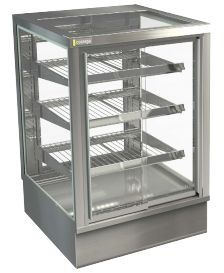 Cossiga STGHT6 Heated Counter Top Display Cabinet