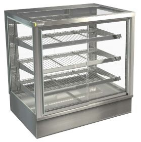 Cossiga STGHT9 Heated Counter Top Display Cabinet