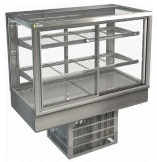 Cossiga STGRF12 Refrigerated Counter Top Display Cabinet