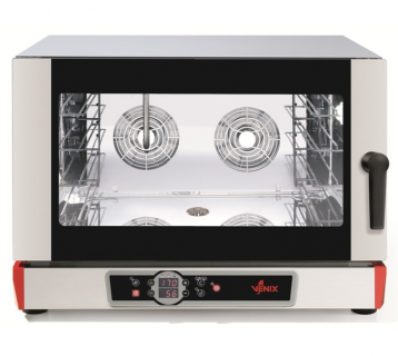 Venix B04DV.16 Burano Electric Convection Oven, Digital Controlled & Steam Function