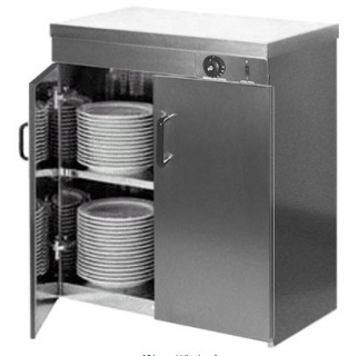 Plate Warmer cabinet Double (120 plates)