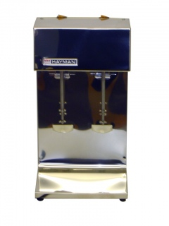 Hayman Double Head Milkshake Machine On Special in November Only $980 + gst