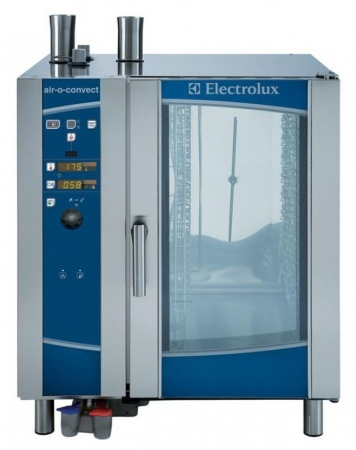Electrolux Air-O-Convect 10 x 1/1 GN GAS Combi Oven