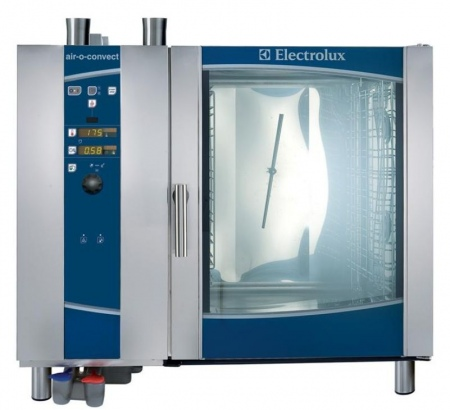 Electrolux Air-O-Convect 10 x 2/1 GN GAS Combi Oven