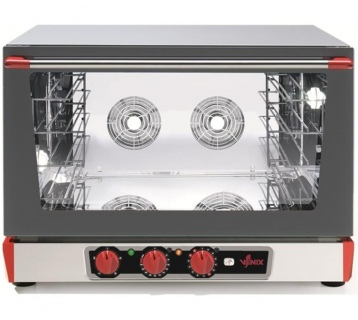 Venix T04MPG Torcello Electric Convection Oven Multifunction with Grill & Humidity