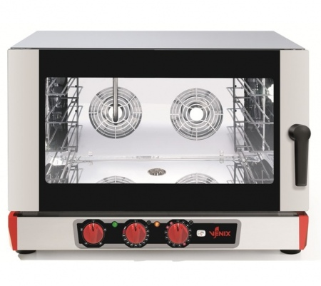 Venix B04DV.16 Electric Manual Convection Oven with Steam