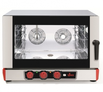 Venix B04MV.16 Burano Electric Convection Oven with Steam Function