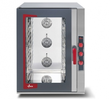 Venix L10MVUS Lido Electric Manual Bakery Combi Steam Oven