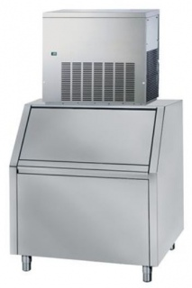 Electrolux Flake Ice Machine 500KG/24HR with 280KG Stainless  Ice Collection Bin