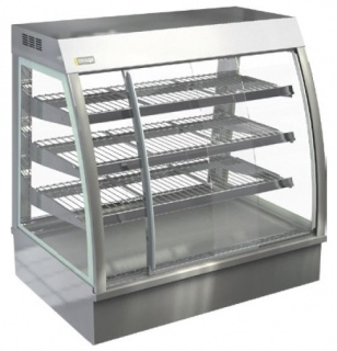 Cossiga CC5HT9 Heated Counter Top Display Cabinet