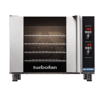 Turbofan E31D4 Electric Convection Oven