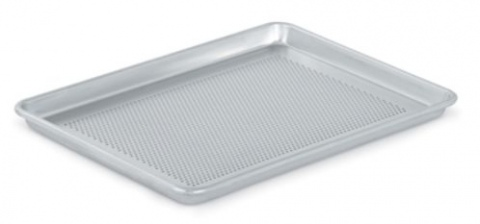 Vollrath Half Size Perforated Bun Pan