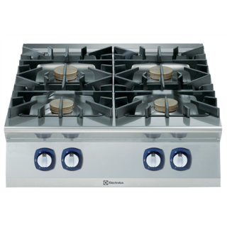 Electrolux 900XP 4 Burner (10kw) Gas Cooktop