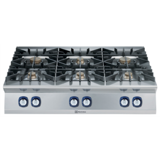Electrolux 900XP 6 Burner Gas Cooktop