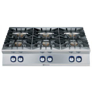 Electrolux 900XP 6 Burner (10kw) Gas Cooktop