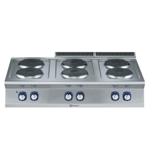 Electrolux 700XP Electric 6 Hob Cook Top