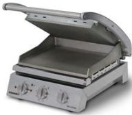 Roband 6 Slice Ribbed Top Plate Grill Station