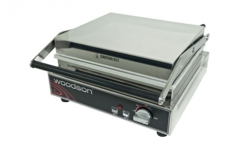Woodson W.CT6 Contact Grill 4-6 Slice capacity