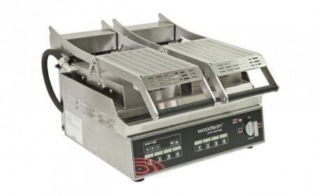Woodson W.GPC62SC Pro Series Contact Grill